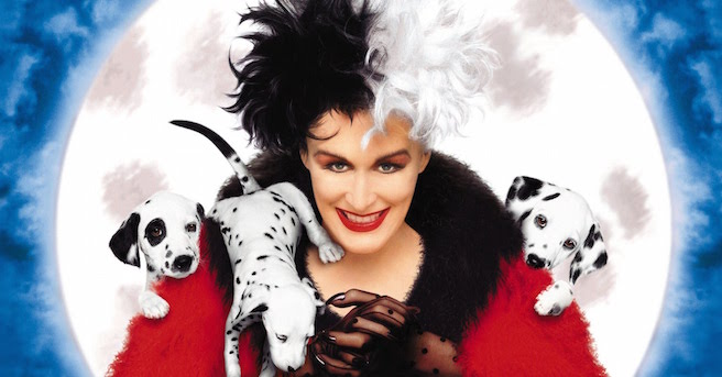 cruella de vil glenn close hairdoctors. Black Bedroom Furniture Sets. Home Design Ideas