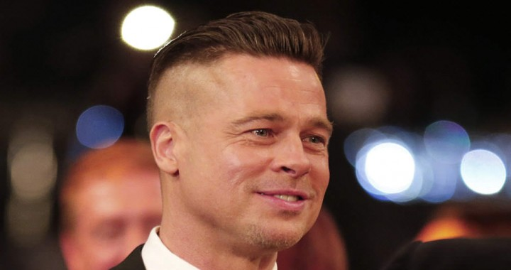 Corte pelo rapado lados hombre