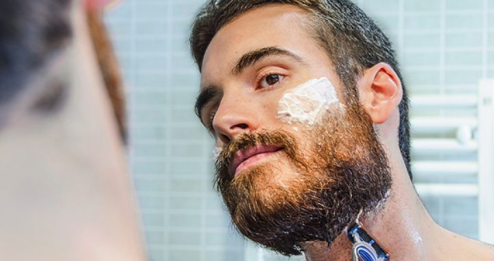 Trucos para un afeitado perfecto luego de un implante de barba ccc1bc878f4f