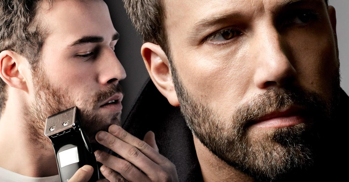 Elije tu tipo de barba ideal seg n la forma de tu rostro - Tipos de barba ...