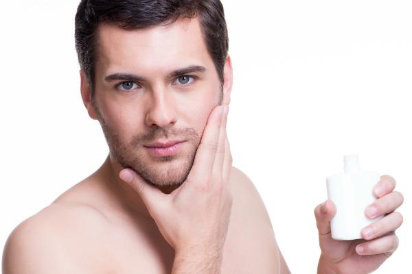 Crema y loción de afeitar
