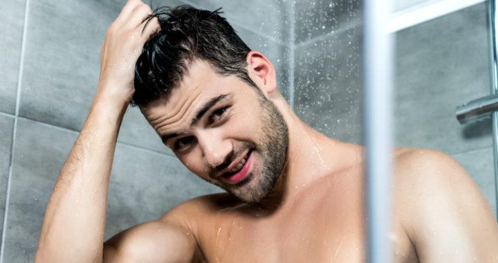 Cuidados del cabello masculino, ¡rutina para el lavado!