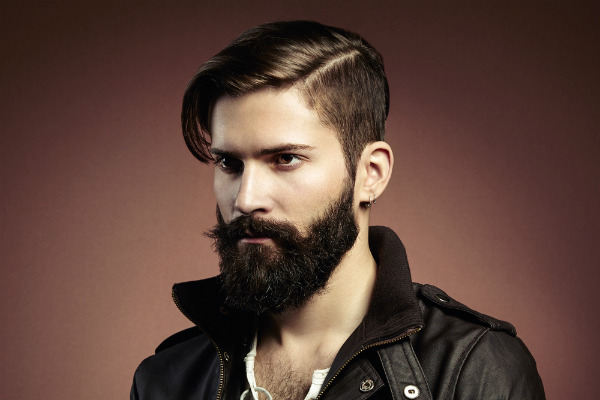 La barba te hace más intimidante