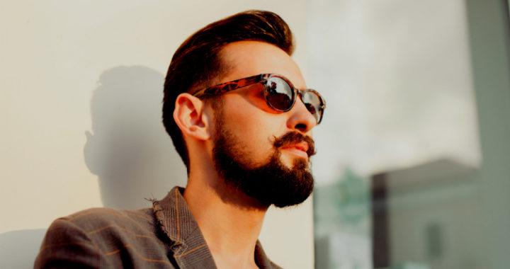 Delinear la barba, la forma de lucirla impecable