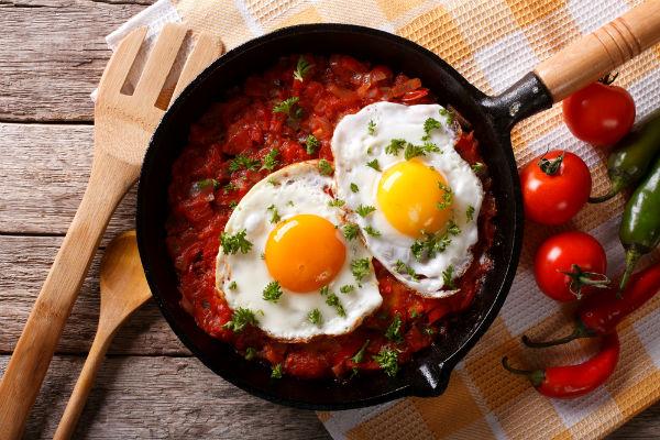 Huevos, vitamina que no te puede faltar