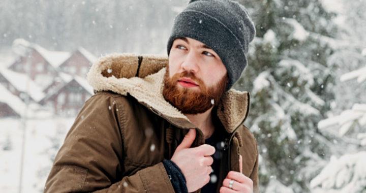 Tu barba en época y climas fríos debe lucir igual de radiante
